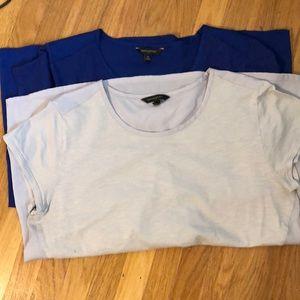 Banana Republic blouses 2. Size XL